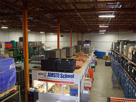 amsti warehouse
