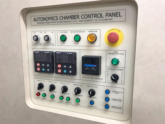 autonomic panel