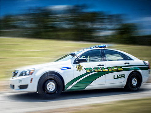 police car stream
