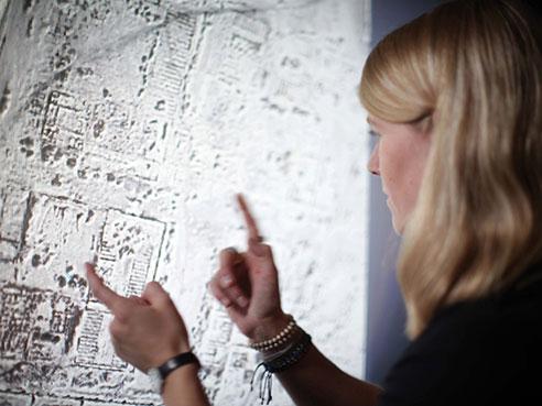 sarah parcak map