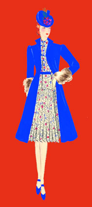 Fashion Designs By Holocaust Victim Live On In Stitching History From The Holocaust Jan 7 March 16 News Uab