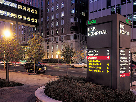 Uab News Uab And J Paul Jones Hospital Discuss Management Agreement