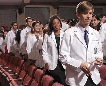 UAB - News - White Coat Ceremony to launch medical school for UAB ...