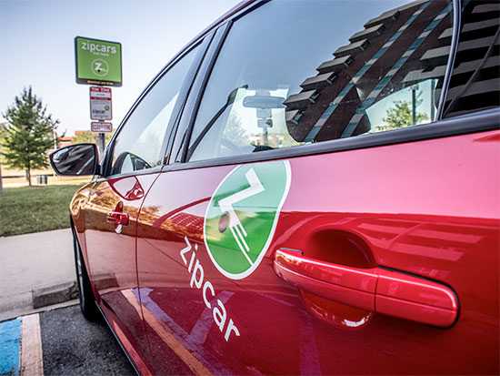 the university of alabama at birmingham is partnering with zipcar to provide vehicles on campus for students faculty and staff ages 18 and older