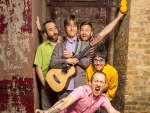 Justin Roberts and The Not Ready for Naptime Players bring family fun music to UAB's Alys Stephens Center on Feb. 26