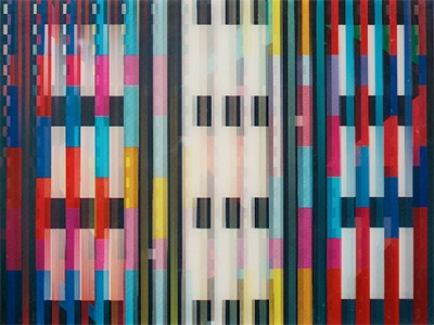 "UAB presents ""Yaacov Agam: Metamorphic,"" featuring 30 works"