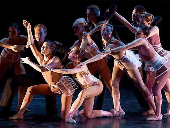 "Ballet Memphis to perform ""I Am"" project Jan. 20 for 2018 Alabama Dance Festival"