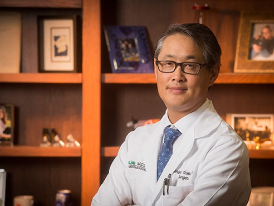 UAB - News - UAB adds leading surgeon-scientist as head of