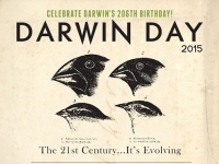 2015 Darwin Day commemorates Charles Darwin's birthday, showcases scientific research