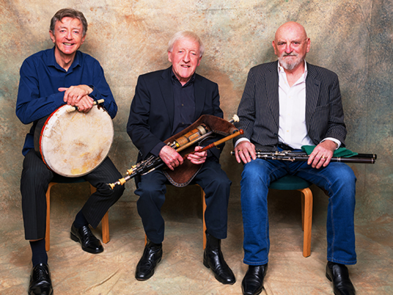 "The Chieftains' ""The Irish Goodbye"" at UAB's Alys Stephens Center on Feb. 18"