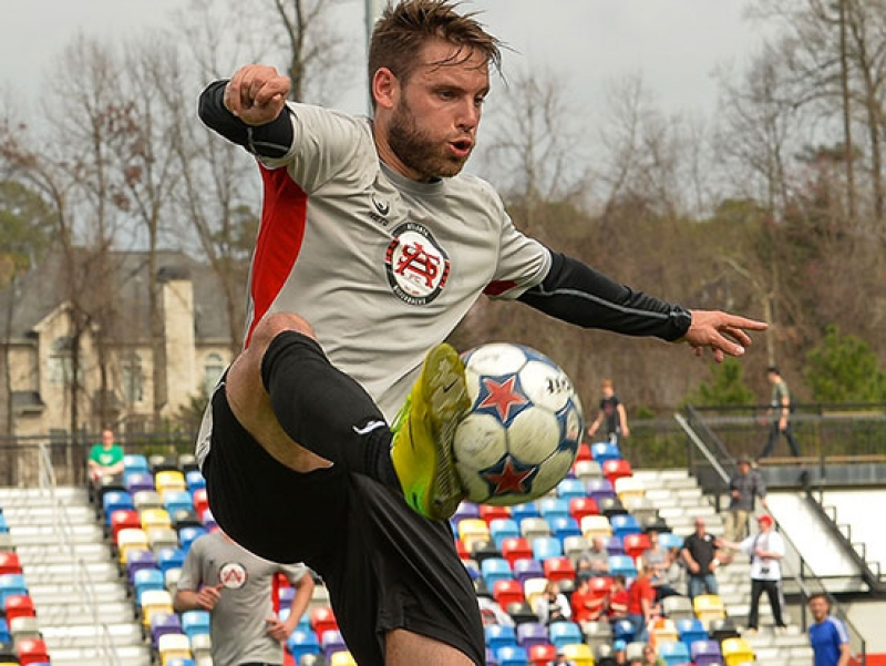 Goal oriented: Former Blazer Soccer player goes from Finnish league to finishing his degree