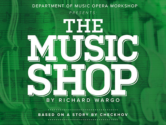 "UAB Opera presents ""The Music Shop"" on Nov. 15-16"