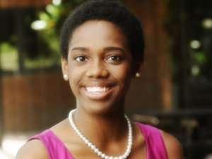 Everett wins UAB's first Pickering Foreign Affairs Fellowship