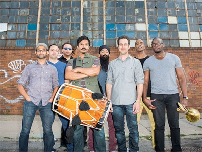 Join the fun in April at IndiaFest, featuring Red Baraat, presented by UAB's Alys Stephens Center