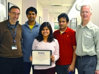 UAB CIS team receives best paper award in social informatics