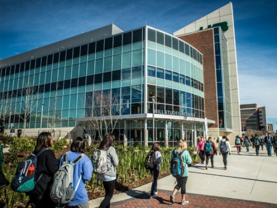 UAB celebrates opening of new Hill Student Center
