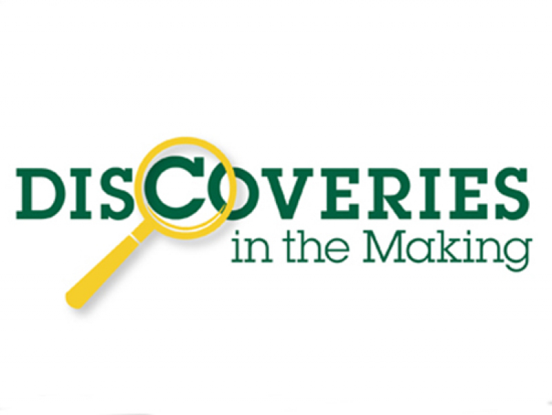 Discoveries in the Making series returns for fall kickoff Sept. 10