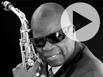 See soul, funk legend Maceo Parker live May 11