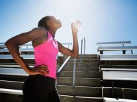 Keep heart health in mind on hot summer days