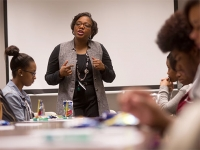 UAB School of Education gives high-schoolers a peek into the world of teaching