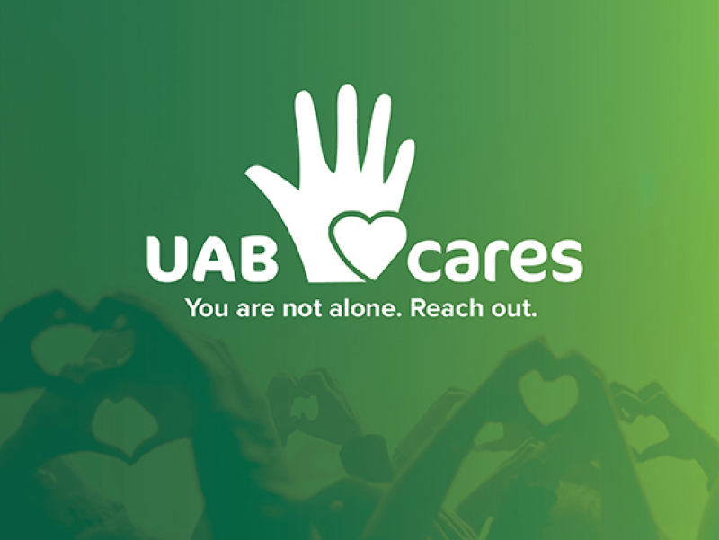 UAB launches UAB CARES Suicide Prevention Initiative