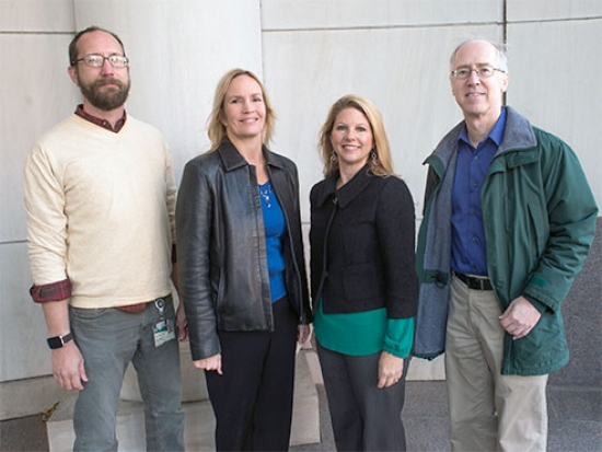 Four new NSF grants — three in neuroscience — deepen UAB's research portfolio, forge collaborations