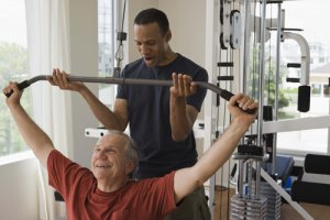 Older adults need more frequent exercise to maintain muscle