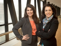 UAB's Henna Budhwani and Melissa Mancini named Top 40 Under 40