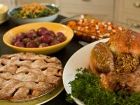 Holiday eating by the numbers; good choices equal less weight gain