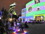 "Share a message and see it in lights at ASC's ""Light Dreams II"" festival"