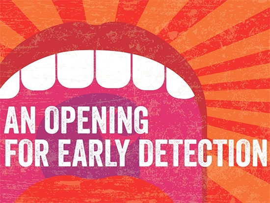 An opening for early detection: What your mouth says about your health