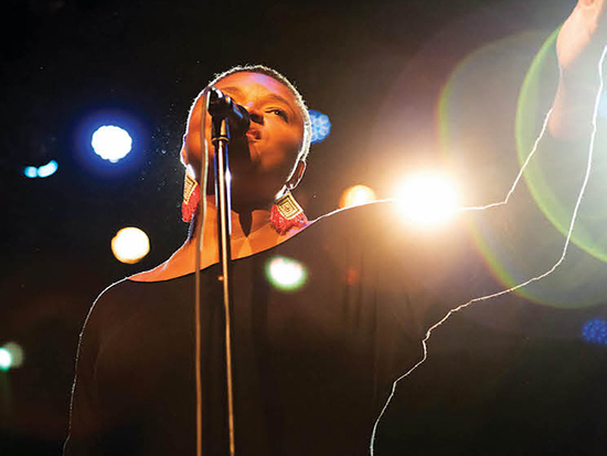 See live shows by Shaheed and DJ Supreme, Lizz Wright in January, presented by UAB's Alys Stephens Center
