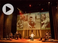 BASETRACK Live: true stories of Marines who served in Afghanistan, Nov. 13 at UAB