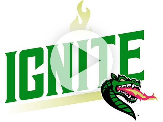 Be the spark to IGNITE UAB's new athletics membership campaign today