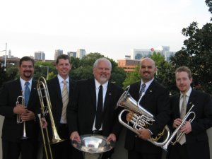 UAB Hospital hosts UAB Faculty Brass Quintet for free concerts