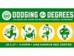 UAB dodge ball tournament set for Oct. 1