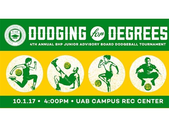 UAB dodge ball tournament set for Oct. 1
