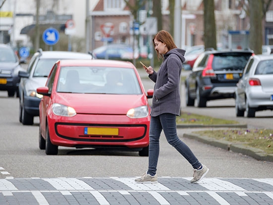 Pedestrian injuries, deaths could be alleviated by new Bluetooth beacon technology