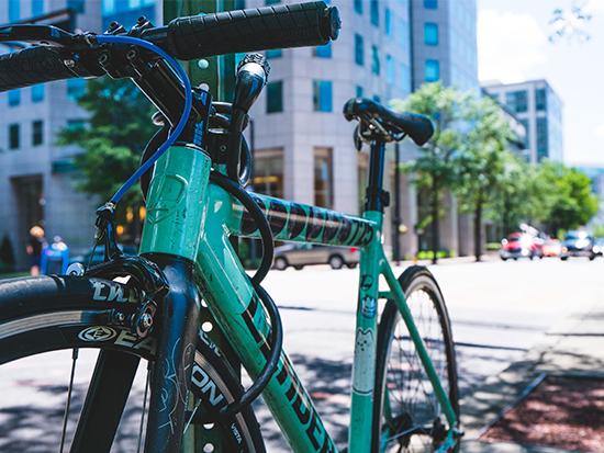Four simple ways to be safe while cycling