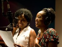 Radio dramas tell public health stories