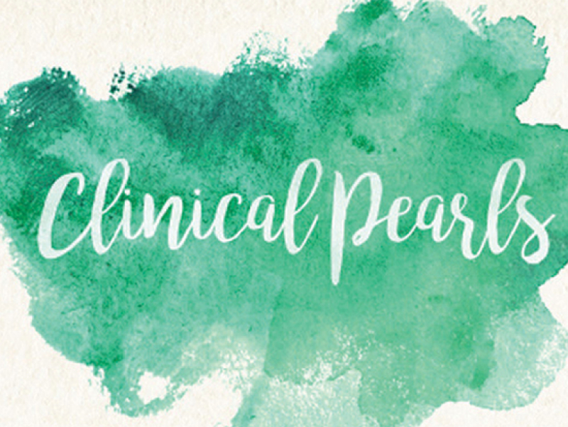 "Nursing launches ""Clinical Pearls"" podcast"