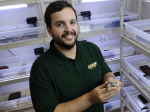 UAB biology student awarded Knauss fellowship