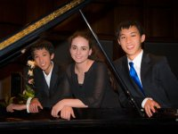 Aleksandra Kasman wins honors at piano competition, headed to UAB