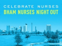 Celebrate nurses at Bham Nurses Night Out