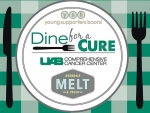 Dine for a Cure at MELT on April 25