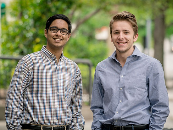 UAB STEM undergraduates honored by Goldwater scholarship competition
