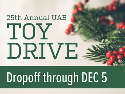 25th annual toy drive to brighten the lives of children in the Birmingham community