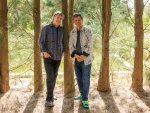Chick Corea and Béla Fleck together live at UAB's Alys Stephens Center on Oct. 2