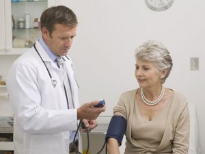 Low diastolic blood pressure linked to higher risk of heart failure