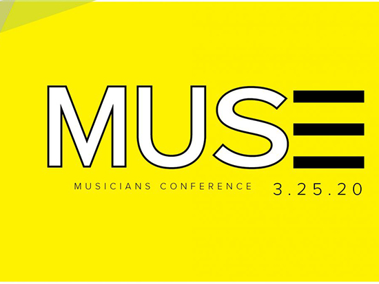 Free MUSE Musicians' Conference 2020 offers tools to success in the music industry